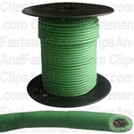 Plastic Primary Wire Green 100' 18 Gauge