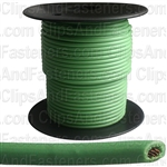 Plastic Primary Wire Green 100' 16 Gauge