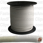 Plastic Primary Wire White 100' 14 Gauge