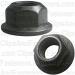 Hex Flanged Locknut 5/8-11 Grade 8