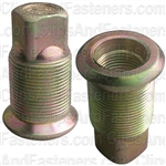 Inner Standard Cap Nut-Left Hand Thread
