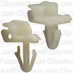 Nissan Side Window Moulding Clip