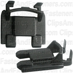 Mazda Windshield Moulding Clip