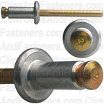 Special Peel-Type Rivet (GM) 1/4 Dia