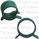 "7/16"" Spring Action Hose Clamps"