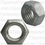 "7/16""-14 USS Prevailing Torq Lock Nut Grade 8"