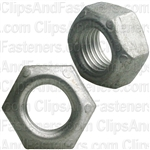 "5/16""-24 SAE Prevailing Torq Lock Nut Grade 8"
