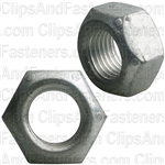 "7/16""-20 SAE Prevailing Torq Lock Nut Grade 8"