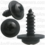 "8-18 X 1/2"" Phillips Pan Head Sems Tapping Screw"