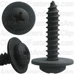"8-18 X 3/4"" Phillips Pan Head Sems Tapping Screw"