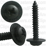"8 X 1"" Phillips Pan Head Sems Tapping Screw"
