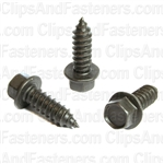 6.3-1.81 X 19mm Hex Washer Head Tapping Screw
