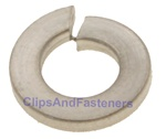 1/4 Med Split Washer 18-8 Stainless