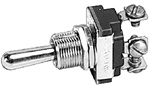 3 Position S.P.D.T. Toggle Switch