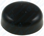 Pop-On Screw Cover - Black - #6