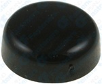 Pop-On Screw Cover - Black #8
