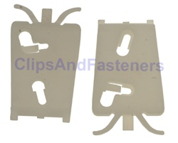 GM Rear Wheel Moulding Clips 20338568