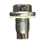 M14-1.5 Oil Drain Plug With Gasket