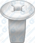 Screw Grommet 16mm Head Dia. 17mm Length