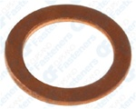 8mm Copper Washer8.2mm I.D. 11.8mm O.D.