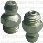 Grease Fitting M8-1.0 Short Straight