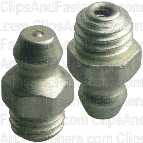 Grease Fitting M8-1.25 Short Straight
