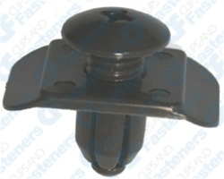 Push-Type Bumper Retainer 11mm Length