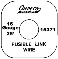 16 Gauge 25' Fusible Link Wire