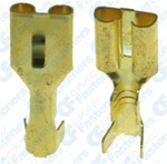 "Electrical Terminal 14-12 Gauge 1/4"" Female"