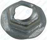 Thread Cutting Nut 8mm Stud Size