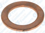 Copper Washer 3/8 I.D. 9/16 O.D. 1/32 Thick