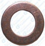 Copper Washer 1/2 I.D. 7/8 O.D. 1/16 Thick