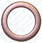 Copper Washer 9/16 I.D. 13/16 O.D. 3/32 Thick