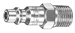Air System Connector Ms Series 1/8 Male Npt