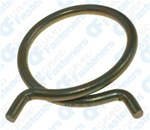 Wire Type Hose Clamp 2 Hose Size O.D.