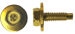 Hex Head Sems Body Bolt 1/4-20 X 7/8