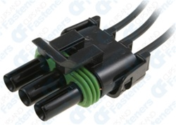 GM Throttle Position Sensor Connector Pigtail