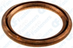 Oil Drain Plug Crushable Gasket 14mm I.D. Copper