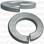 10mm DIN 127 Metric Lock Washers - Zinc