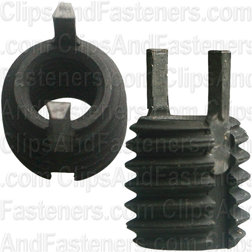 Metric Thread Repair Inserts M5-0.8 Internal Thread