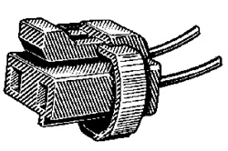 Ford Air Conditioning Harness Connector