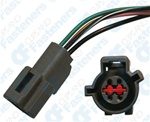 Ford Exhaust Sensor Harness Connector