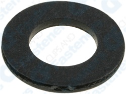 Black Fibre Oil Drain Plug Gasket 12mm I.D.