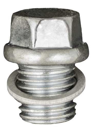 Oil Drain Plug With Gasket - 12mm-1.5 Thread