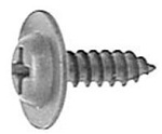 Phillips Rnd Wshr Hd Tap Screw #8 X 1/2