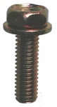 Hex Head Sems Body Bolt M6-1.0 X 20mm
