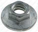 Metric Hex Flange Nut M6.3-1.81 Thread Size