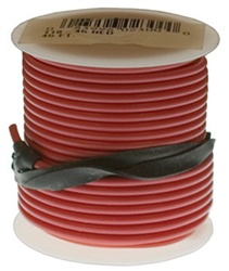 Primary Wire 18 Ga Red 45 Ft Spool