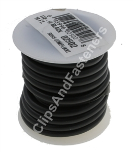 Primary Wire 10 Ga Black 10 Ft