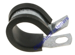"3/4"" Steel Tubing Clamps With Neoprene Jacket"